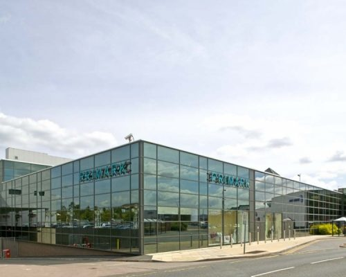 Merry Hill Primark Tech Aluminium Systems Limited